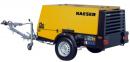 Kompressor 6,4 m3/min Diesel 80km/h